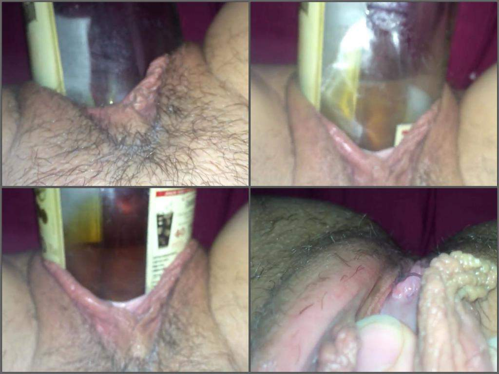 big bottle penetrated into hairy pussy,depraved mature solo bottle inserted vaginal,depraved milf solo bottle fuck into hairy cunt,crazy mature pov video