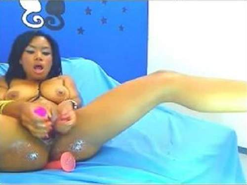 Webcam slutty webcam thai more toy penetration