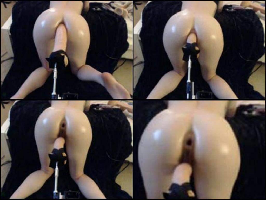Nymphomanin Poppen Nackte Masturbieren