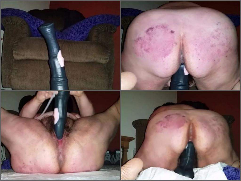 granny rides on a big dildo,awesome granny dildo rides,crazy granny huge dildo inserted into hairy pussy,sexy wife with hairy pussy,horse dildo hardcore inserted into hairy cunt bbw