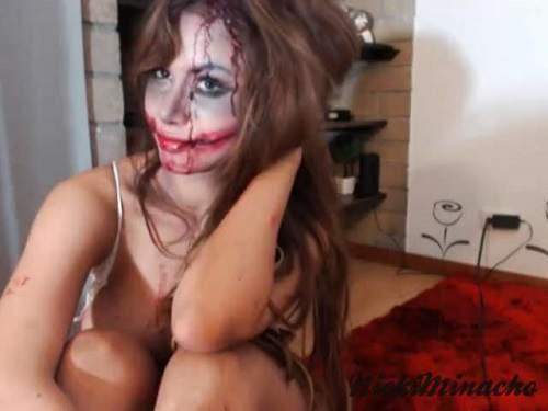 Amateur halloween Pornos