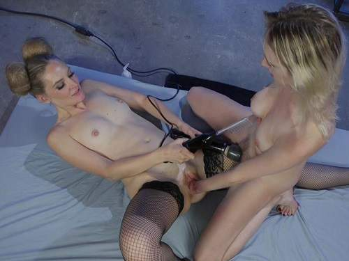 Mona Wales and Cadence Lux lesbians fisting sex – Release September 08, 2017