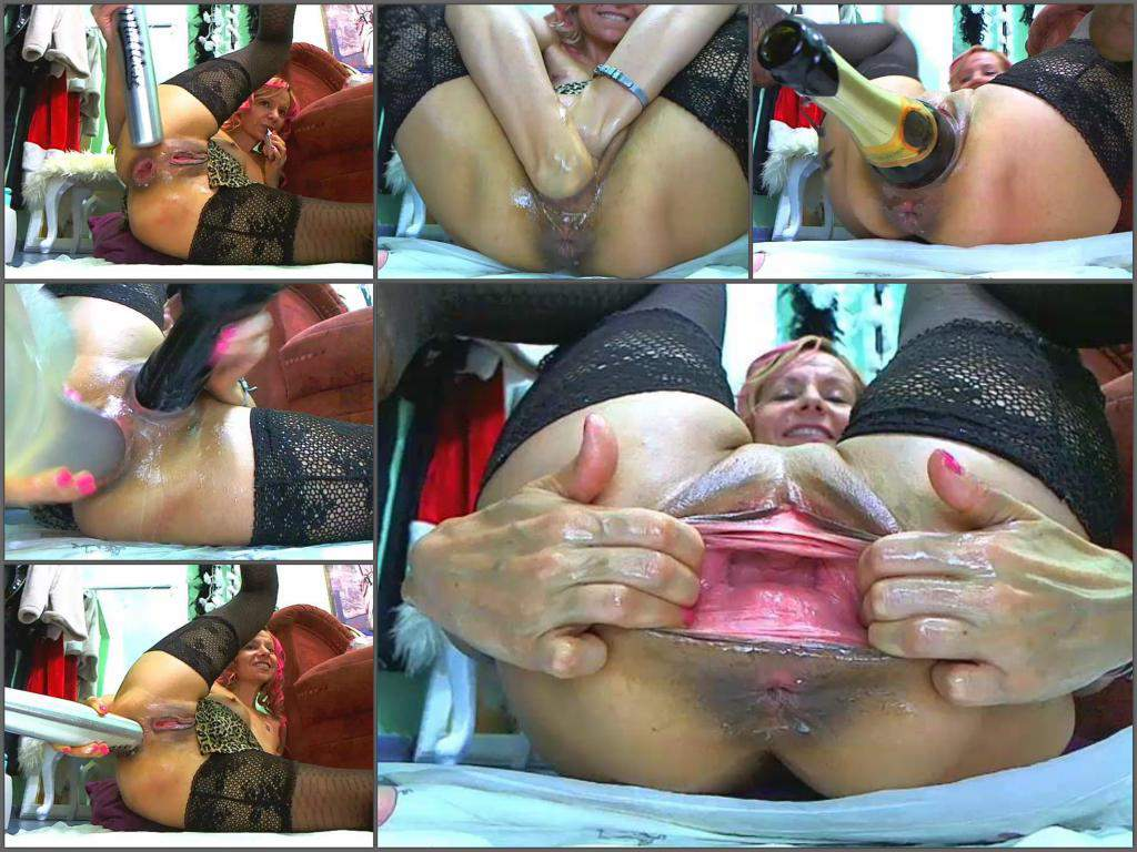 double dildo,double fisting,fisting sex,mature squirt,sexy pussy stretching,hot stretched cunt,giant dildo in pussy,hardcore pussy stretching russian milf,anal prolapse porn