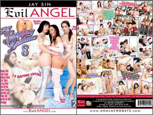 Best Release of 2018 – Lil' Gaping Lesbians #08 – All 5 scenes + bonus