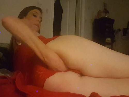 Webcam dirty milf Sassyass dildo and fisting porn compilation – 2 clips