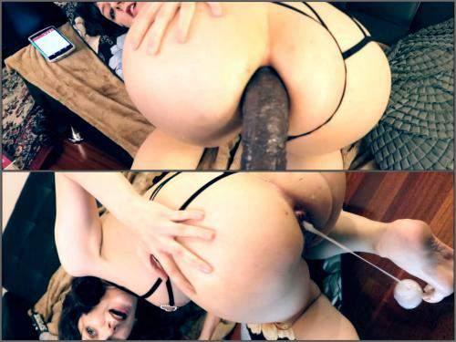 anal creampie,dildo creampie in ass,dildo rides,huge dildo porn,bbc dildo rides,bbc dildo porn,busty girl porn,big dildo penetration in ass