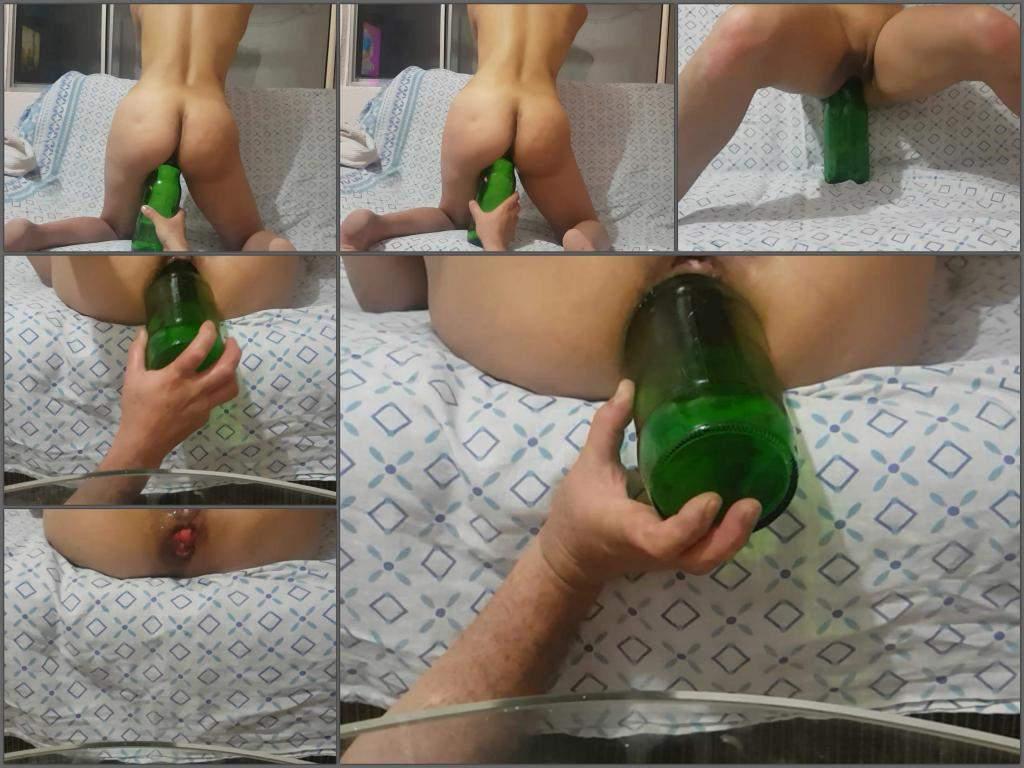 bottle anal,bottle rides,rosebutt ass,rosebutt anal loose,big bottle in ass,sweet asshole stretching,giant bottle fuck,big bottle in ass