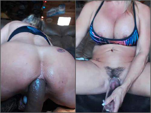 Pump – Webcam booty milf musclemama4u hairy pussy pump and dildo anal rides