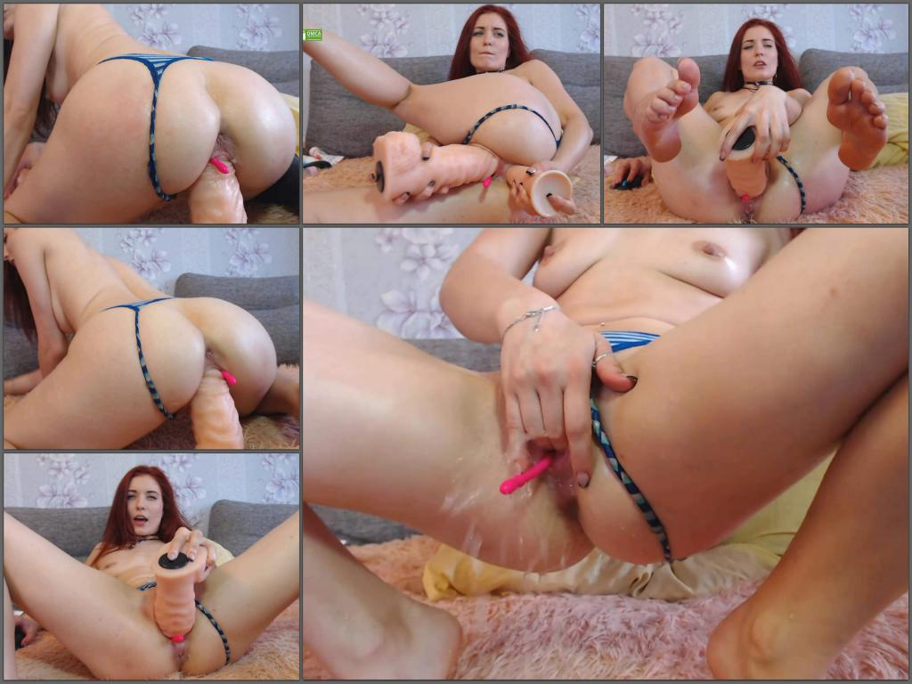 Super Extreme Squirting Orgasm