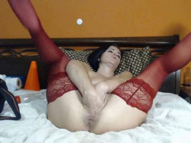 Anal insertion - Brunette kinkyvivian double fisting and dildos riding webcam new 2019