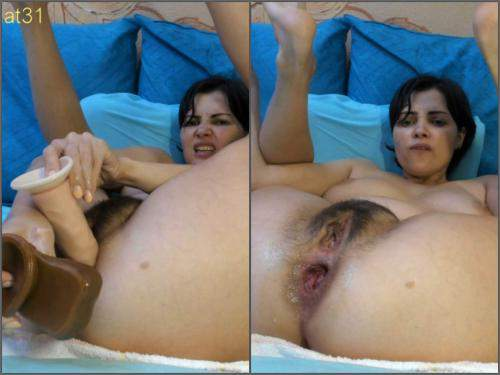 Huge dildo – Only_Julia show anal rosebutt double extreme double dildos sex