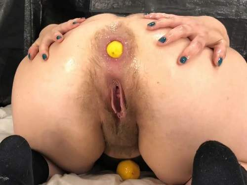 Anal – Very hairy booty girl assbandida lemon anal penetration in different poses