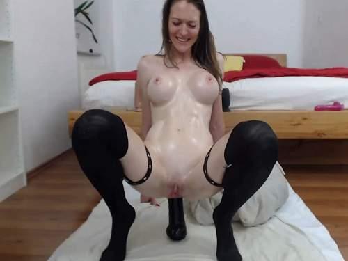 dildo anal,dildo fuck,dildo sex,dildo penetration,ruined anal,anal hole,anal stretching,silicone tits girl