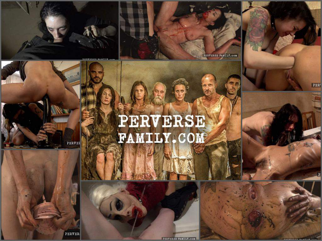 PerverseFamily – Full SiteRip – all 33 videos