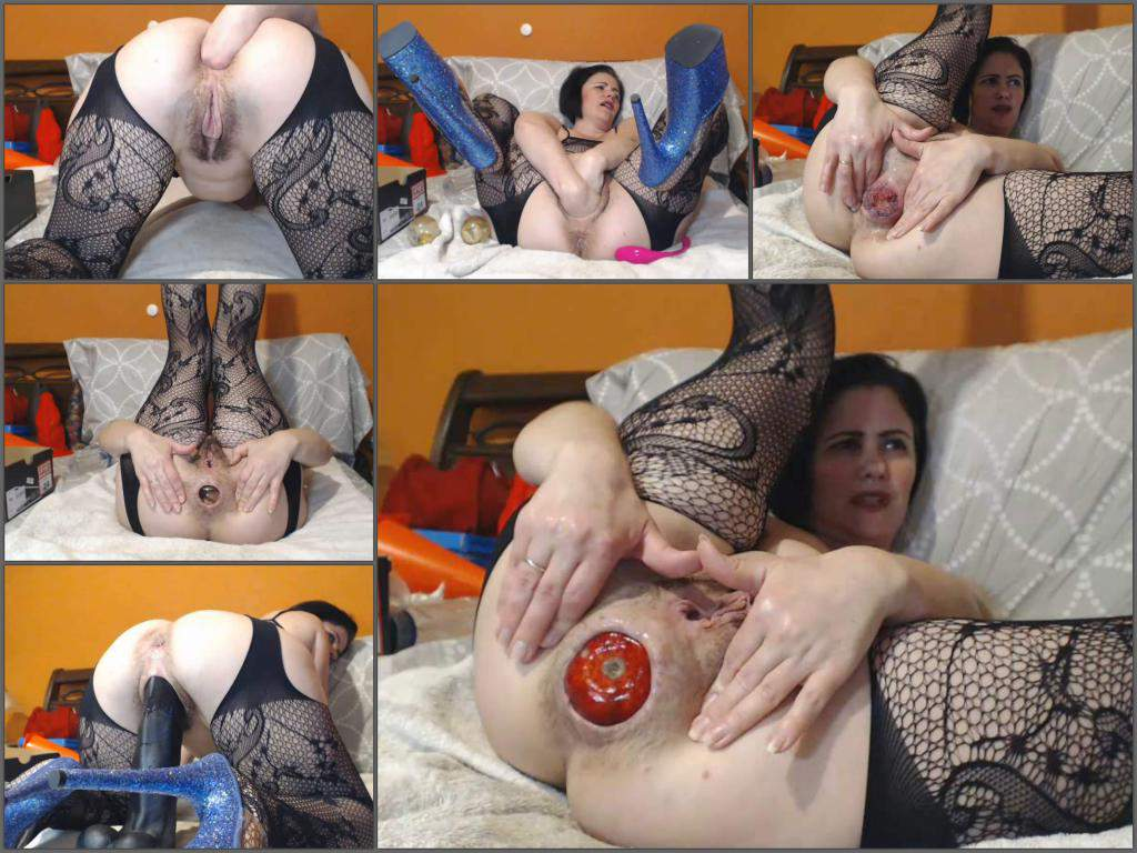 Analvivian dildo sex,dildo rides,bbc dildo,Analvivian apple anal,food sex,food masturbation,ball anal,double fisting,double penetration,vaginal fisting,hairy pussy fisted,try deep fisting
