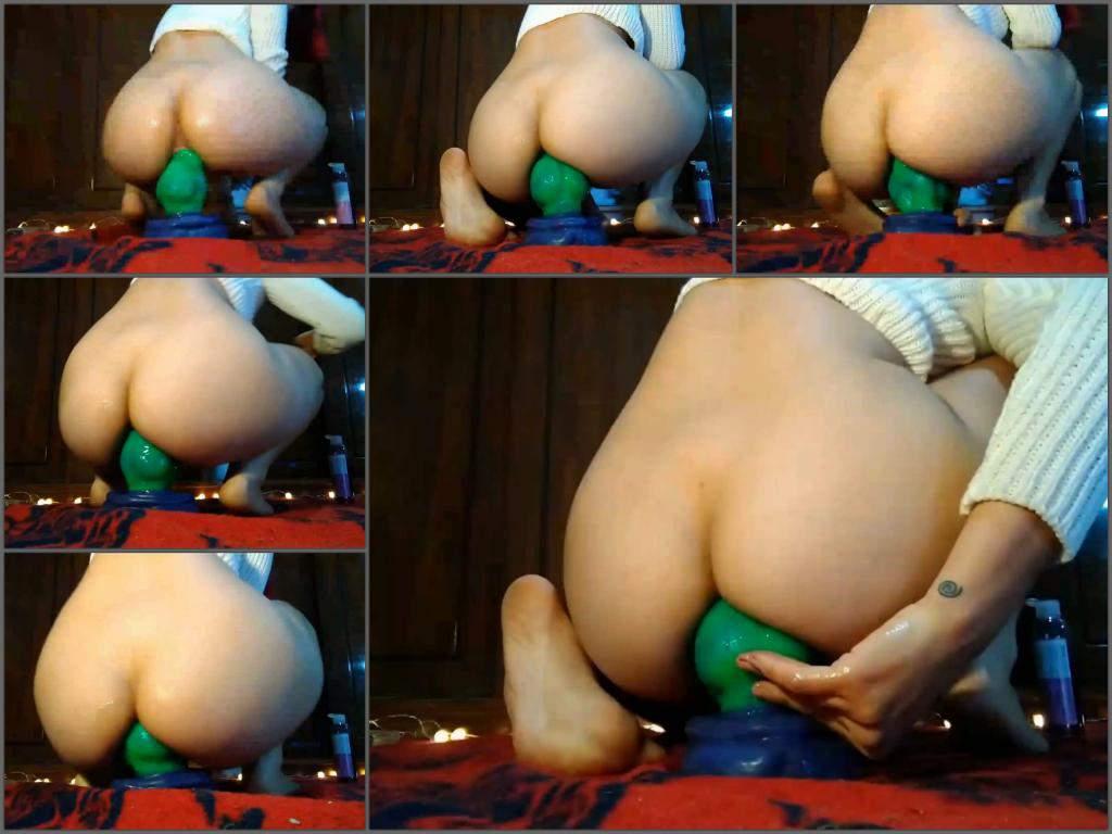dildo anal,dildo sex,dildo fuck,anal stretching,ruined anal,bad dragon toy,dragon dildo fuck,stretching anal,booty teen webcam show
