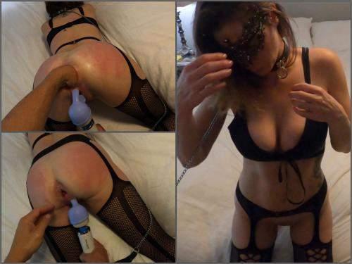 Gaping anal – Vivian Monroe DP fist and hitachi HD amateur – Premium user Request