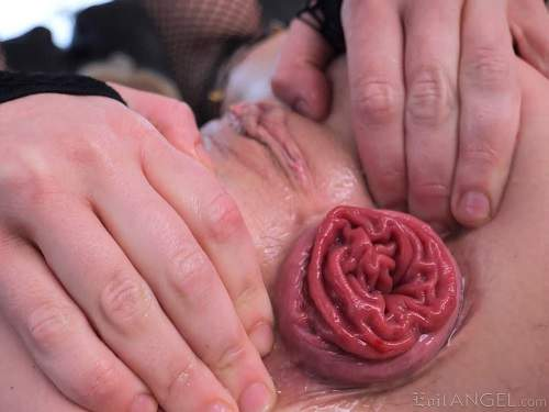 Prolapse porn – Barbie Sins and Megan Inky anal prolapse porn